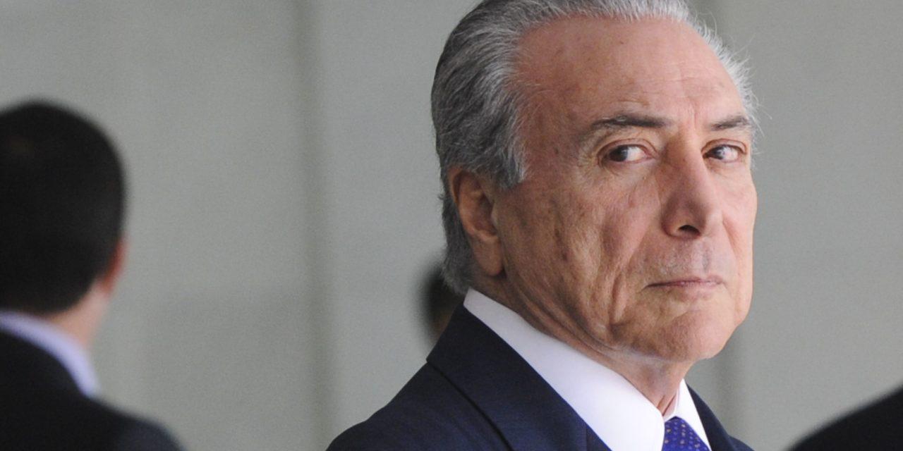 """Delegados da PF manifestam """"preocupação"""" com declarações de Temer"""