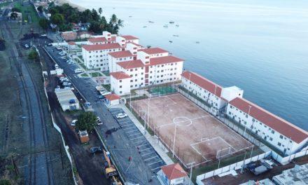 Prefeitura inaugura 1ª etapa da requalificação da Guerreira Zeferina nesta sexta (6)