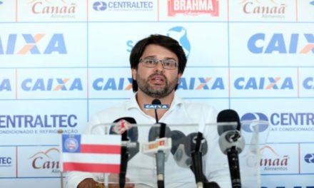 Presidente campeão Bellintani comemora o título e fala sobre fato negativo