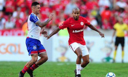 Bahia estreia na Série A com derrota por 2×0 para o Internacional