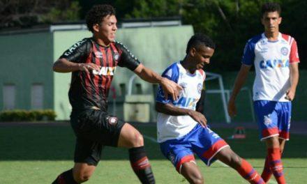 Com virada sensacional, Bahia avança na Copa do Brasil sub-20