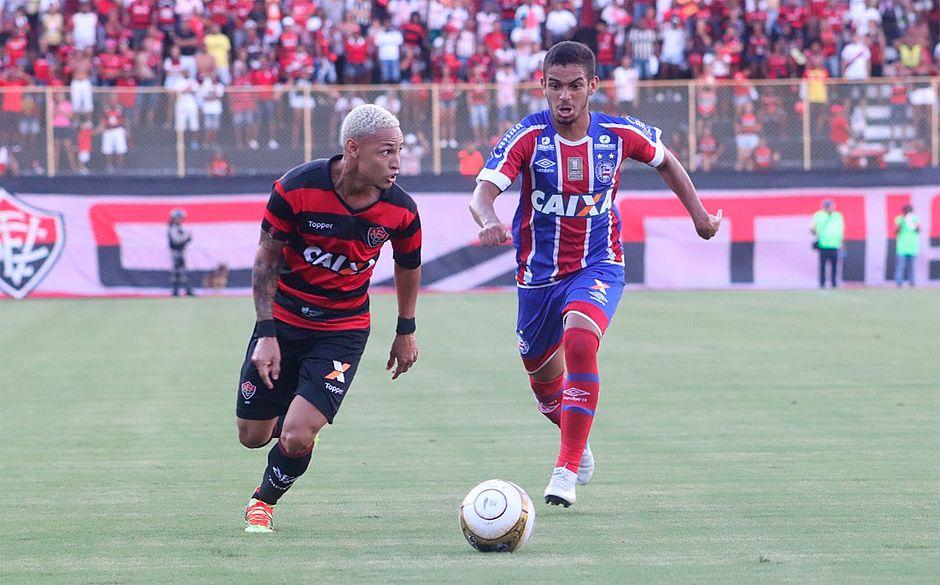 Bahia é campeão estadual no Barradão