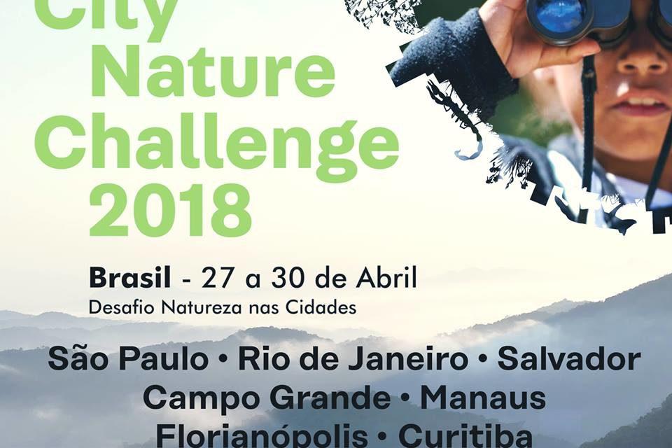 Desafio natureza nas cidades: Salvador participa de evento pioneiro no Brasil para registrar biodiversidade local