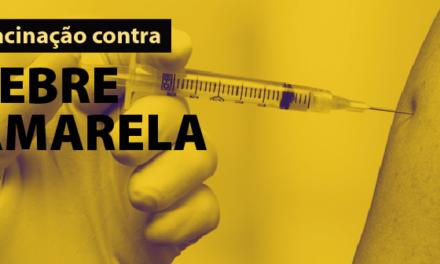 Sociedades médicas divulgam orientações sobre vacinação contra a febre amarela