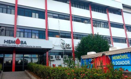 Hemoba promove ações de coleta externa em Salvador durante a semana