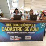 Emissão de notas eletrônicas cresce 40% após lançamento da Nota Premiada Bahia