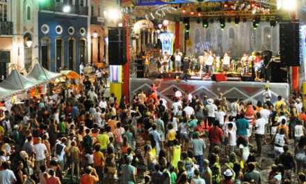 Rock baiano, rap jazz, samba e forró marcam programação do Pelourinho