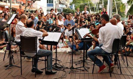 Cameratas da Osba realizam nova série de concertos gratuitos em maio