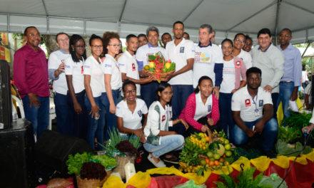 Agricultura familiar do Recôncavo recebe R$ 1 milhão em investimentos