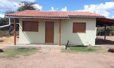 Famílias quilombolas de Bom Jesus da Lapa são atendidas com novas habitações