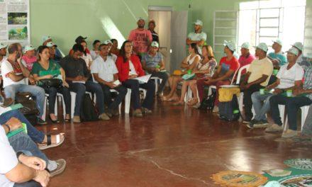 Estado avança para busca ativa de comunidades de fundo e fecho de pasto