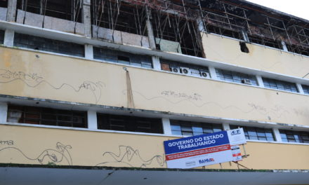 Governo do Estado inicia obras de recuperação do Instituto do Cacau