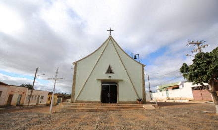 Souto Soares é beneficiada com restauração de rodovia