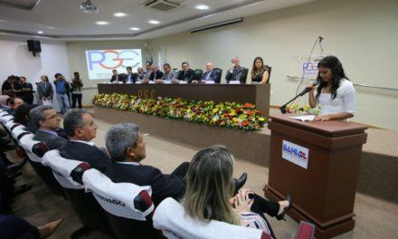 Governador participa da posse de 17 procuradores do Estado
