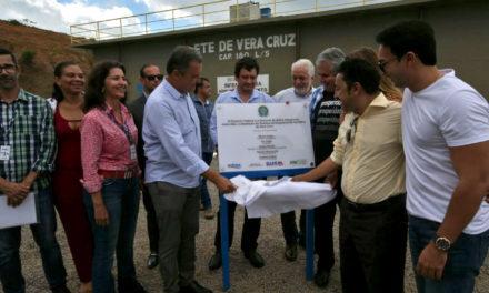 Itaparica recebe obras de infraestrutura, saúde e abastecimento
