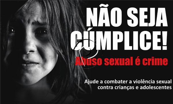 Mobilização promove enfrentamento ao abuso sexual de crianças e adolescentes