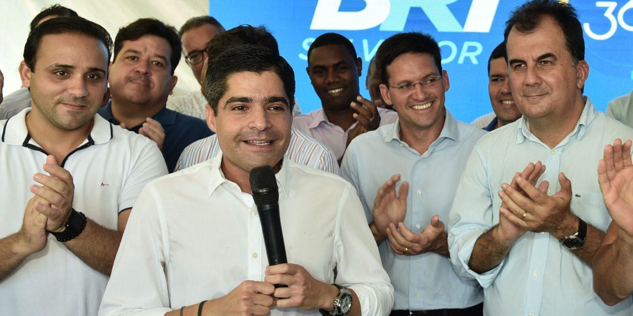 ACM Neto defende BRT e lembra que até imprensa cobrou recursos ao governo federal