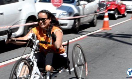 Passeio de bike para pessoas com deficiência acontece neste domingo (6)