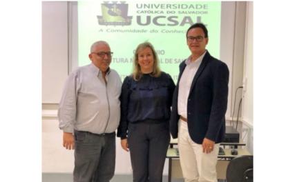 UCSal apresenta resultados de parceria com a Defesa Civil