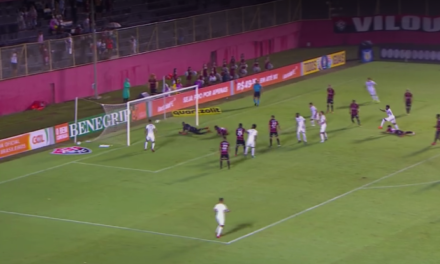 Vitória perde para o Fluminense de virada no Barradão: 2×1