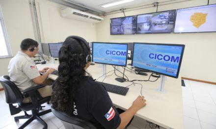 Cicom e Disep reforçam segurança pública em Teixeira de Freitas