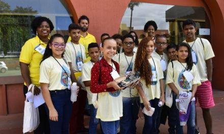 Estudantes e professores buscam soluções para problemas socioambientais