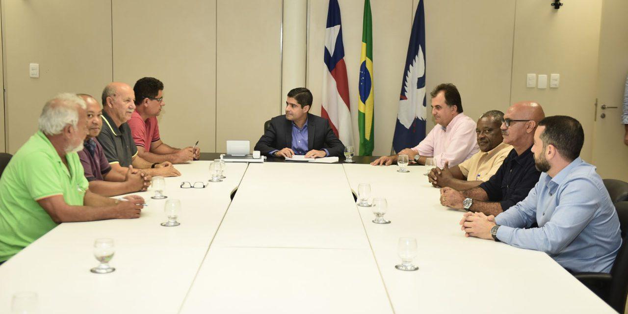 Sindicato dos Rodoviários aceita proposta mediada pela Prefeitura