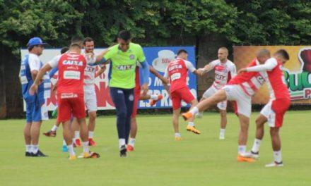Bahia divulga relação de jogadores selecionados para pegar o São Paulo na Arena Fonte Nova