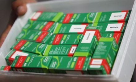 Bahia recebe primeiro lote de insulina, resultado de parceria com a Ucrânia