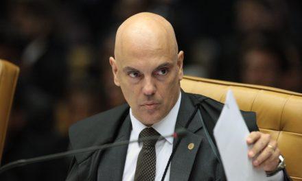 Moraes envia investigação sobre Aécio Neves para Justiça de Minas