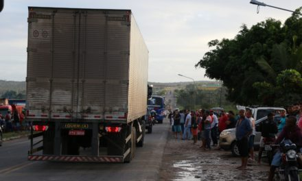 SSP e PRF anunciam fim de obstruções em rodovias na Bahia