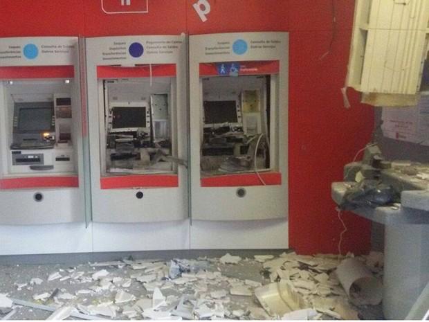 Pelo terceiro ano consecutivo roubo a banco na Bahia apresenta queda