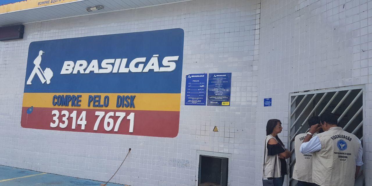 Codecon autua estabelecimentos por aumento abusivo no preço do gás de cozinha