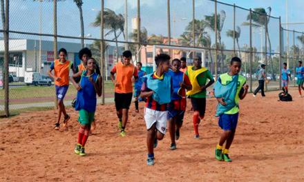 Prefeitura oferece atividades de iniciação esportiva em três regiões de Salvador
