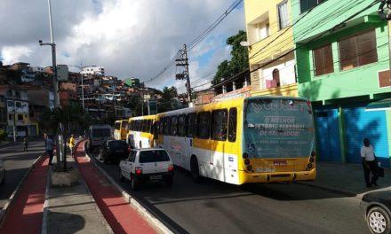 Frota de ônibus pode ser reduzida em Salvador em até 40% nesta sexta (25)
