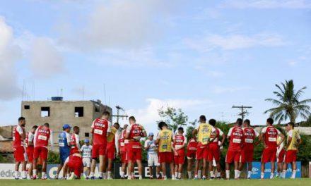 Bahia divulga lista de jogadores relacionados para enfrentar o Sport no Recife