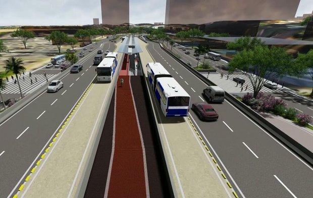 Salvador planeja sete linhas de BRT até 2025