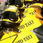 Credenciamento para mototaxista segue até junho