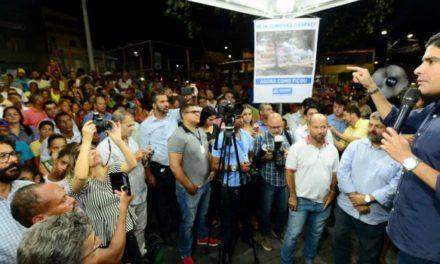 Nova praça proporciona lazer aos moradores de Boa Vista do Lobato