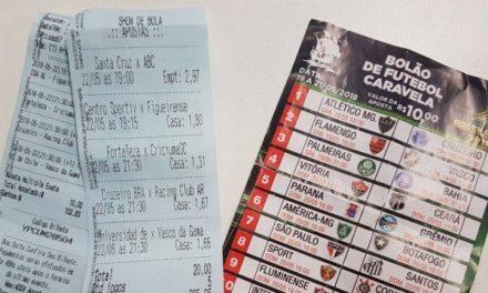 Jogo do bicho cria loteria clandestina com apostas de partidas de futebol do Brasileirão