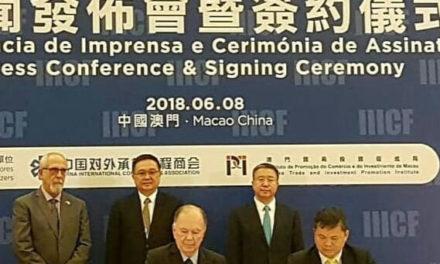 Na China, governo avança em entendimento para concretização Ponte Salvador-Itaparica