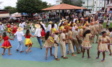 Escolas estaduais celebram os tradicionais festejos juninos