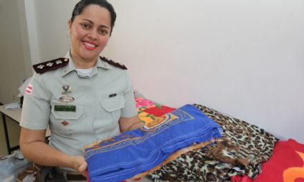 Polícia Militar lança terceira edição da Campanha do Agasalho
