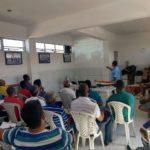 Pescadores de Igrapiúna recebem curso de habilitação naval
