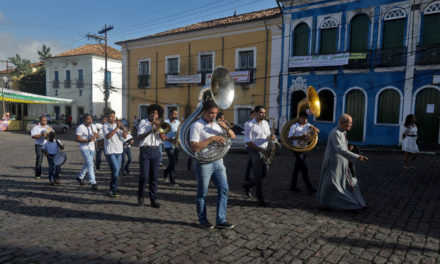 Cerimônia transfere sede do Governo para Cachoeira