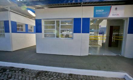 Inaugurado 31º Distrito Integrado de Segurança Pública em Maragogipe