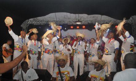 Festival da Liga do Samba Junino anima os largos do Pelourinho