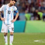 Caballero vacila, Messi some, Croácia humilha Argentina em Nizhny