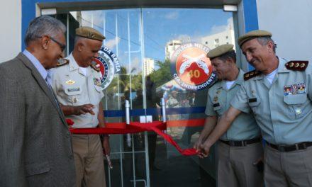Aniversário da 40ª CIPM é comemorado com entrega de reforma