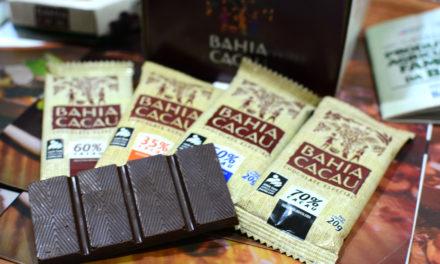 Chocolates de fábrica da agricultura familiar conquistam público em feira internacional